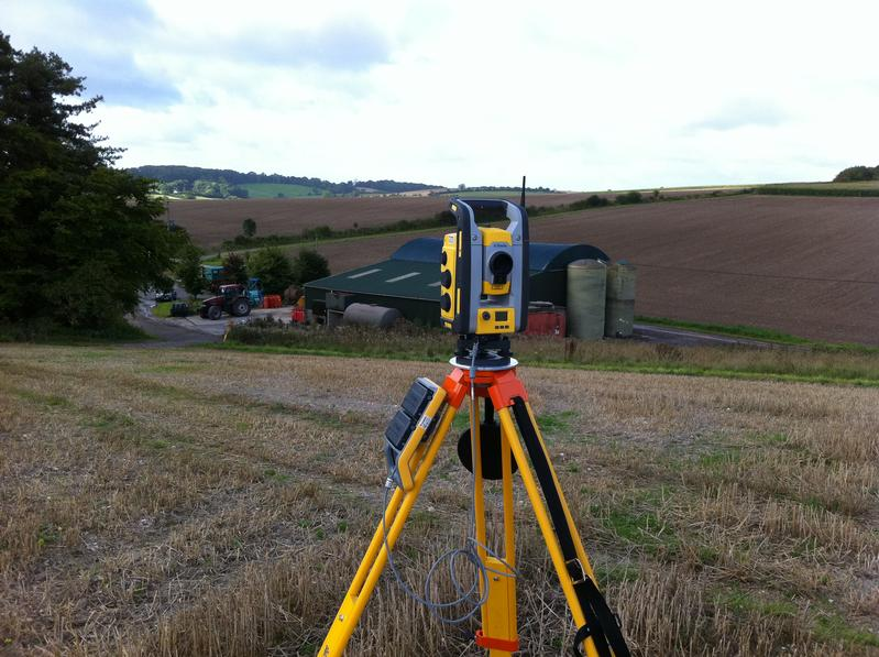 land and measured building surveys GPS surveys